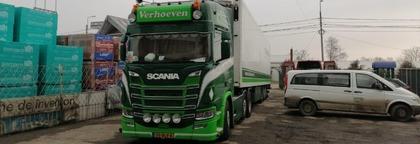 Transport Roemenië
